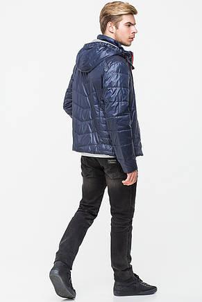 Мужская ветровка (демисезонная куртка) CW13MC139M синяя, фото 2