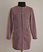 Детский кардиган или пиджак для девочек с бусинами, фото 1