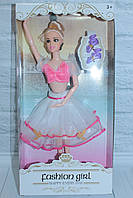 Кукла типа Барби Балерина, шарнирная, в коробке 33*16*5 см.