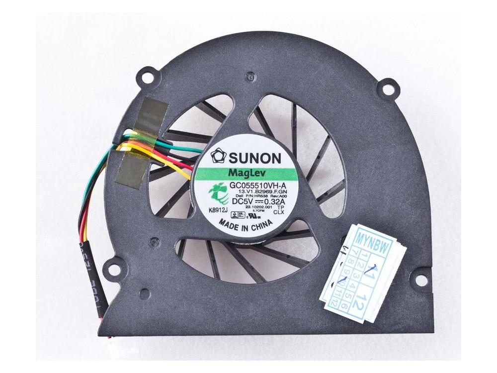 Вентилятор Dell XPS M1330 P/N : GC055510VH-A B2969(13.V1B2969.F.GN DC5