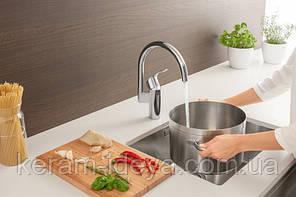 Смеситель для кухни Grohe Eurosmart New 33202002, фото 2