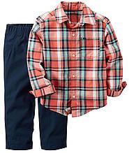 Комплект для мальчика Carter's (Картерс), размер 4Т (98-105см)