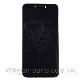 Дисплей Xiaomi Redmi 4X с сенсором Черный Black, оригинал