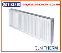 Стальной радиатор с нижним подключением TIBERIS ТИП 22 500x1100