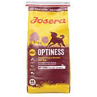 Корм (Йозера) Josera Optiness 15 кг для взрослых собак