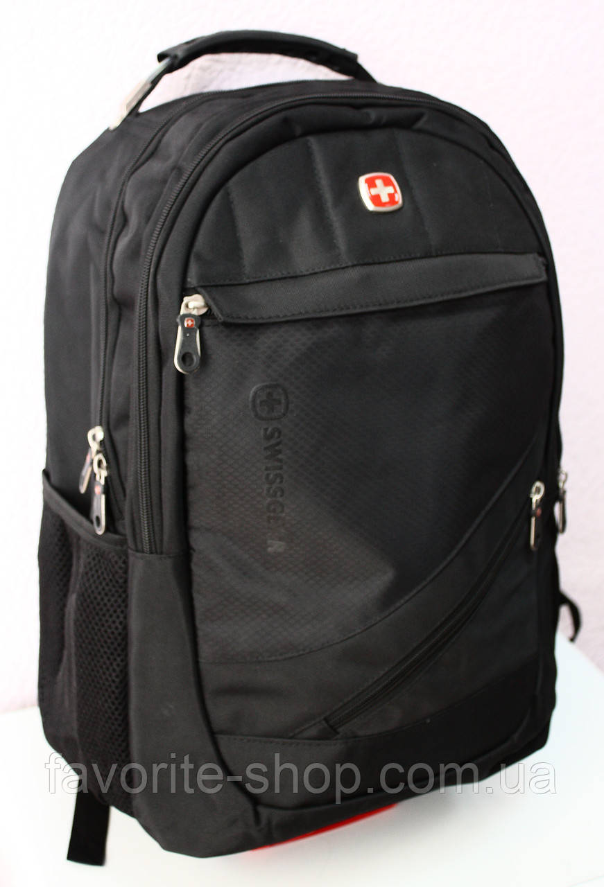 Рюкзак swissgear 1070 USB & AUX & дождевик