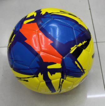 Мяч футбольный, PVC, 320г, 3 цвета, BT-FB-0144