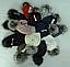 Шапка вязаная для девочки м 6056, разные цвета, фото 2