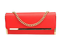 Красный женский клатч 169120, фото 1