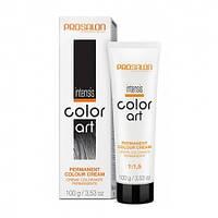 Крем-краска для волос Intensis Color Art,  PROSALON 100мл. Цвет: 6/03  Темный бежевый блондин