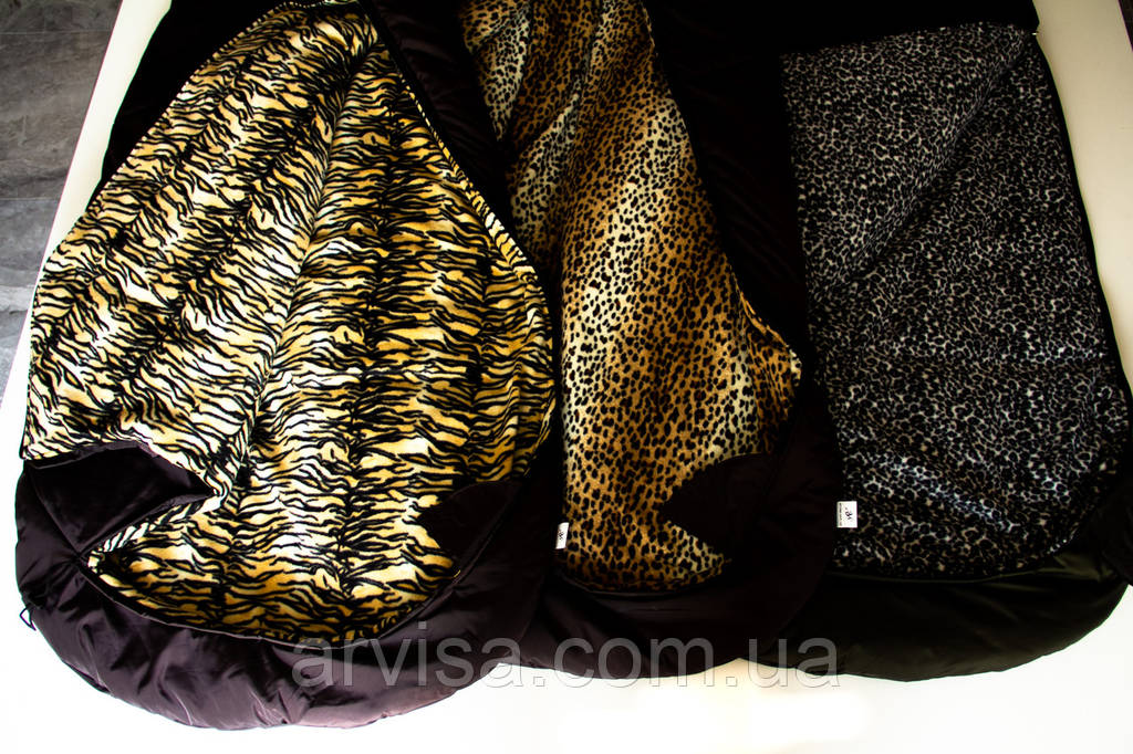 Спальный мешок кокон (флис, до -15) спальник туристический для похода, для холодной погоды!