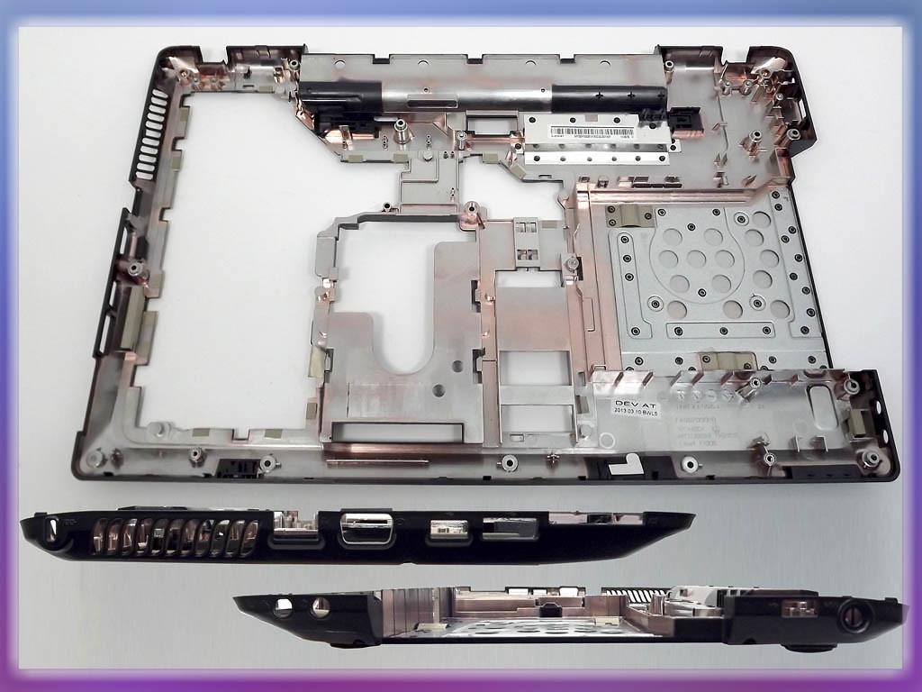 Корпус Lenovo G470 (Нижняя крышка - нижнее корыто). Оригинальная новая