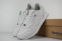 Мужские кроссовки Rеebok Classic 1983 белые/серая ступня Топ Реплика Хорошего качества, фото 1