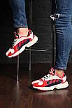 """Кроссовки Adidas Yung 1 """"Red/Blue"""". Живое фото. (Топ реплика ААА+), фото 2"""