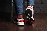 """Кроссовки Adidas Yung 1 """"Red/Blue"""". Живое фото. (Топ реплика ААА+), фото 5"""