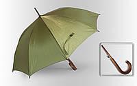 Зонт Антишторм трость Хаки