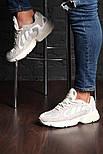 """Кроссовки Adidas Yung 1 """"White/Grey"""". Живое фото. (Топ реплика ААА+), фото 2"""