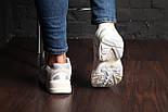 """Кроссовки Adidas Yung 1 """"White/Grey"""". Живое фото. (Топ реплика ААА+), фото 5"""