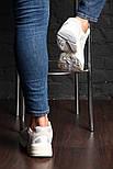 """Кроссовки Adidas Yung 1 """"White/Grey"""". Живое фото. (Топ реплика ААА+), фото 7"""