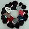 Шапка вязаная для девочки с помпонами, разные цвета, фото 4