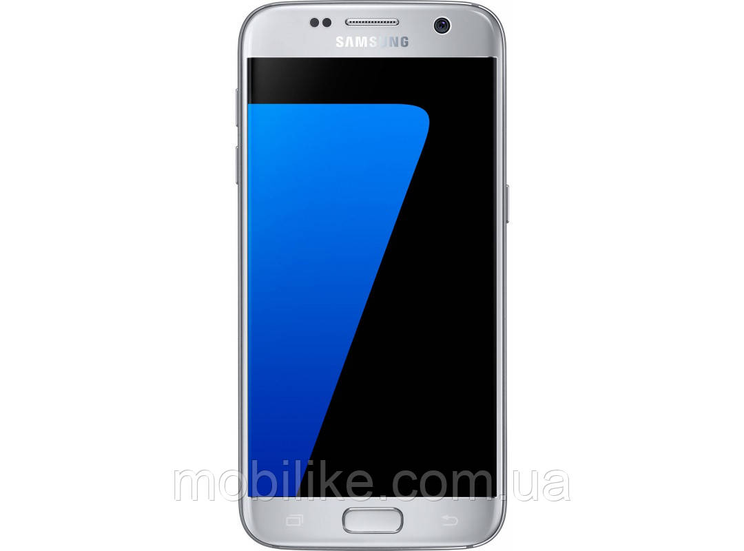 Смартфон Samsung Galaxy S7 32GB Серебристый титан