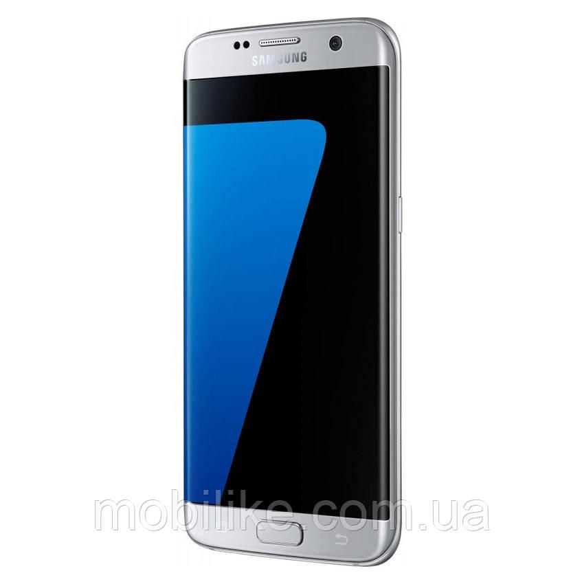 Смартфон Samsung Galaxy S7 Edge 32GB Серебристый титан