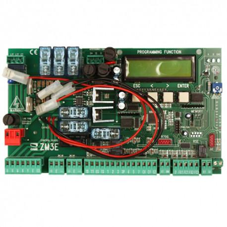 Панель управления с дисплеем, многофункциональная Came ZM3E