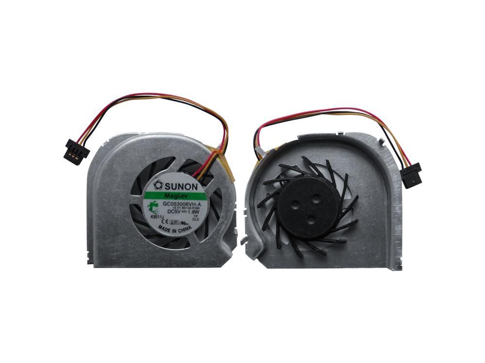 Вентилятор Acer Aspire One P/N : GC053006VH-A(13.V B3134.F.GN)