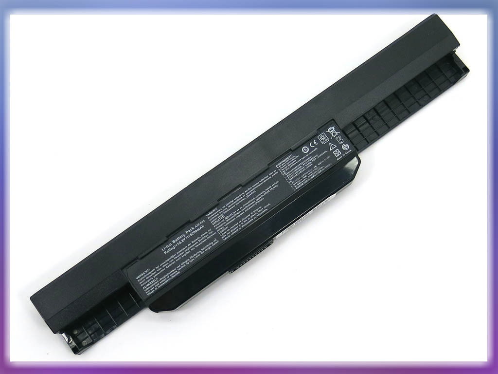 Аккумулятор ASUS A32-K53 ASUS A53 10.8V 5200mAh. (Sanyo Cell).