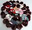 Шапка вязаная для девочки с помпонами GIRL кашемир, разные цвета, фото 7