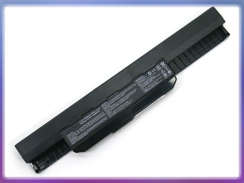 Аккумулятор ASUS A42-K53,  A32-K53 10.8V 5200mAh. (Sanyo Cell).