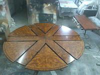 Реставрация деревянной мебели, фасадов, столешниц, стульев.
