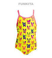 Распродажа! Детский хлоростойкий купальник Funkita Hot Diggity FG01