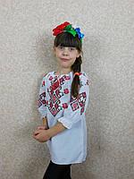 Вышиванка для девочки от производителя, фото 1