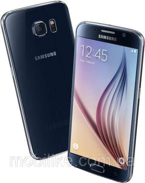 Смартфон Samsung Galaxy S6 32GB Black (Черный)
