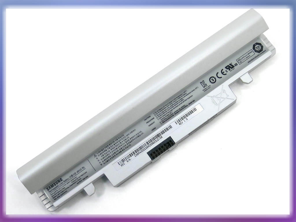 Батарея SAMSUNG N150 10.8V 5200mAh White (Sanyo Cell) (PB2VC3B, PB3VC6