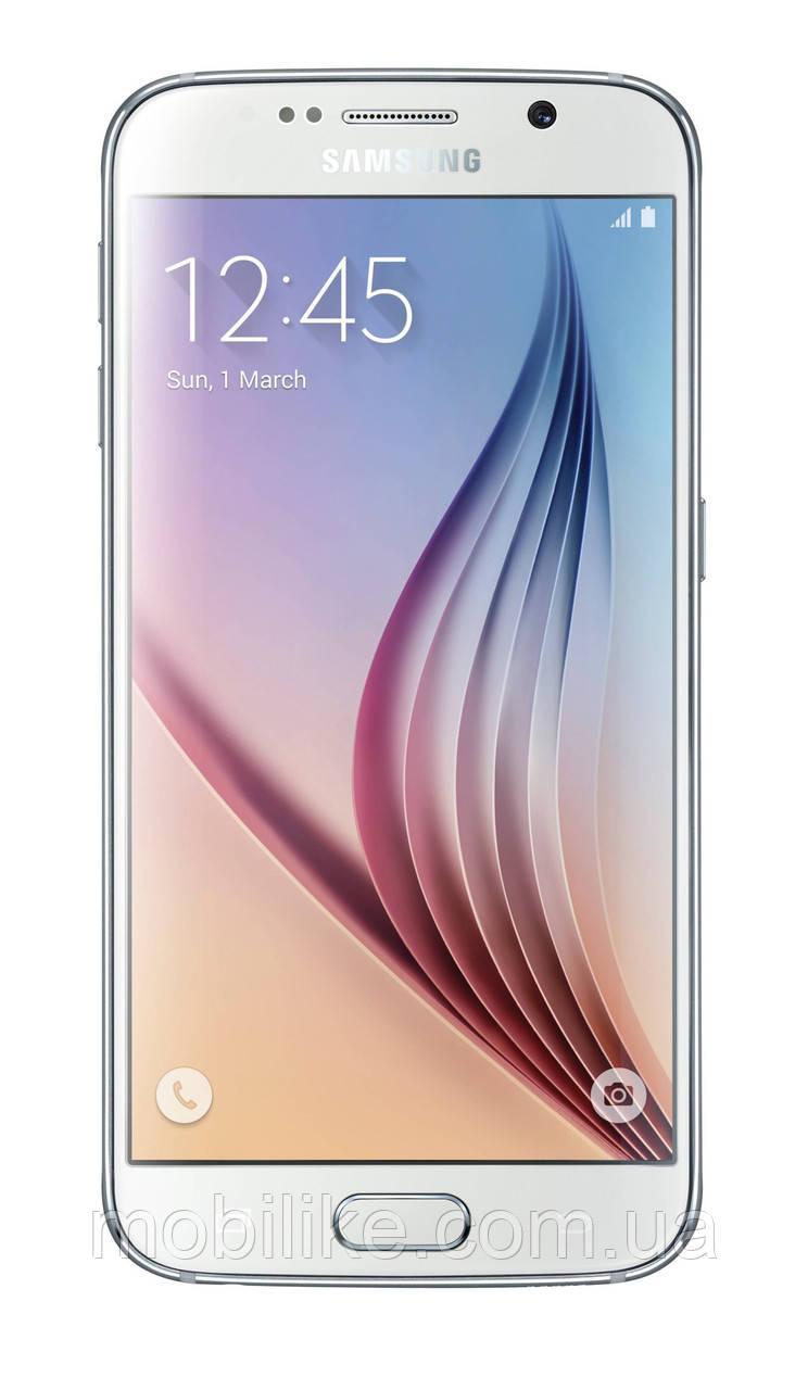 Смартфон Samsung Galaxy S6 16GB White (Белый)
