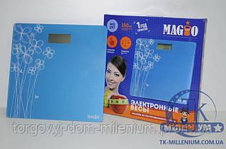 MAGIO весы напольные электронные 150 кг. MG-297