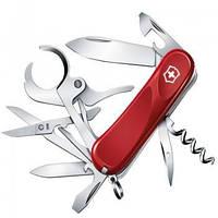 Нож складной Мультитул Викторинокс Victorinox CIGAR 79 (85мм, 15 функций), красный 2.5713.E