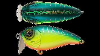 Воблер Strike Pro Crankee Diver 60L плавающий 6см 11,5гр Загл. 0м