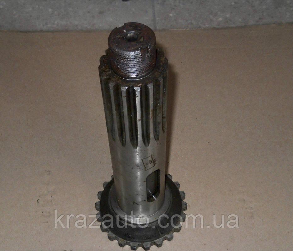 Вал передній опори проміжної КрАЗ 65053-2220078