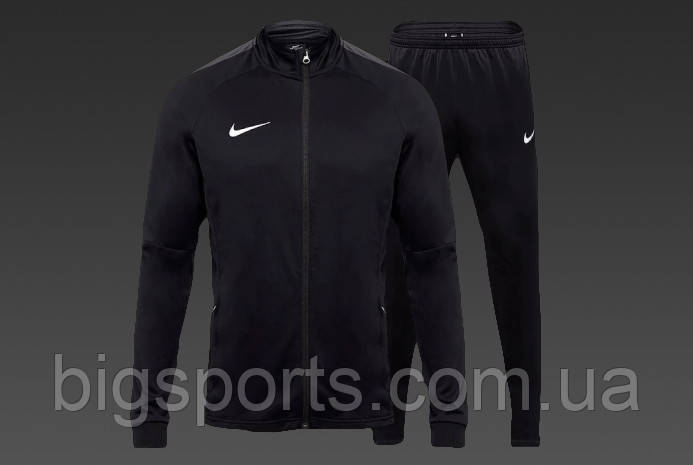 289799ad 893709-010 Спортивный костюм муж. Nike Academy 18 Woven Track Suit (арт.