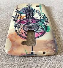 Силиконовый чехол для LG K10/K430DS (Dream Catcher), фото 2