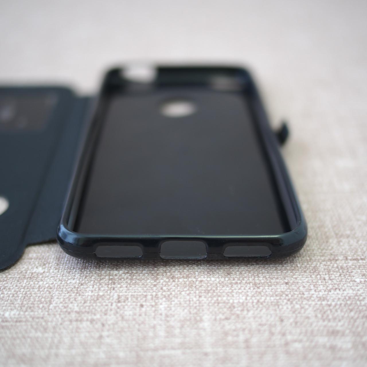 Чехол Window Huawei P8 Lite black Для телефона Черный