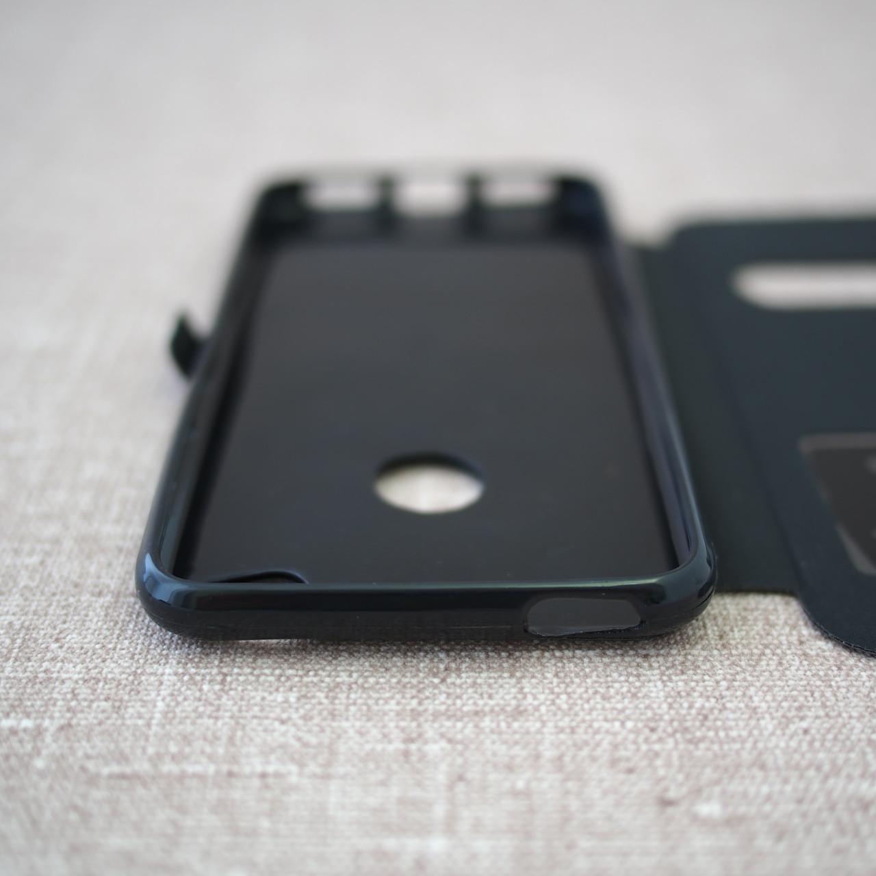 Чехол Window Huawei P8 Lite black Для телефона