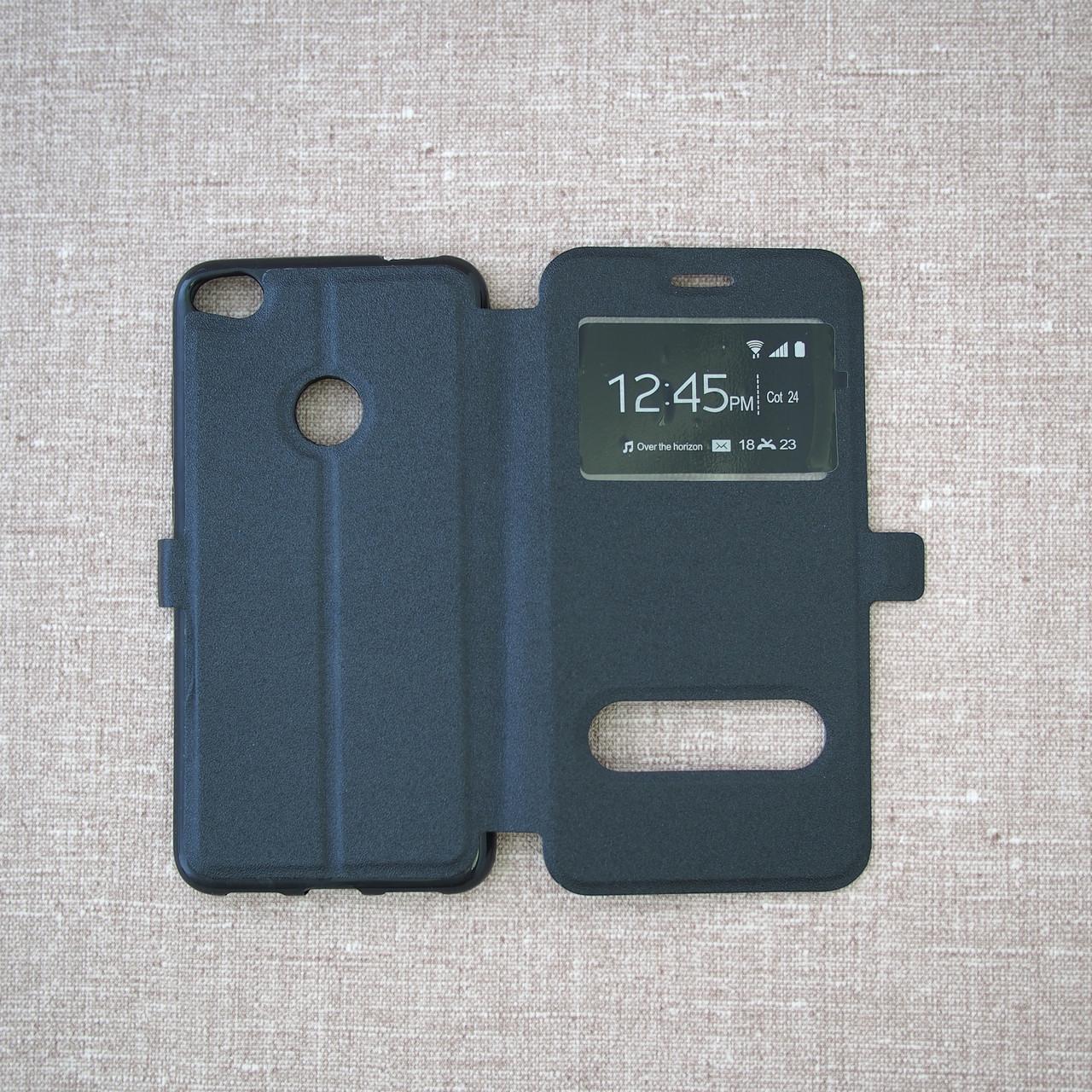 Window Huawei P8 Lite black Для телефона Черный