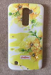 Силиконовый чехол Cath Kidston для LG K10/K430DS (Spring)