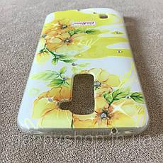 Силиконовый чехол Cath Kidston для LG K10/K430DS (Spring), фото 2
