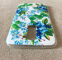 Силиконовый чехол Cath Kidston для LG K10/K430DS (Romantic), фото 2