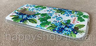 Силиконовый чехол Cath Kidston для LG K10/K430DS (Romantic), фото 3